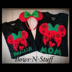 Custom Disneyland shirts ❤️